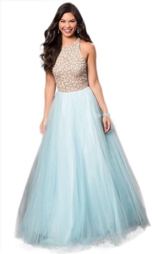 1b982b5a2e Yogi Fashion Ball Gown Price in India - Buy Yogi Fashion Ball Gown ...