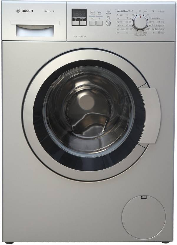bosch washing machine bosch 7 kg fully automatic front load washing machine 11622