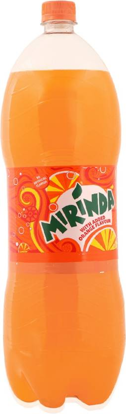 Mirinda Plastic Bottle  (2.25 L)