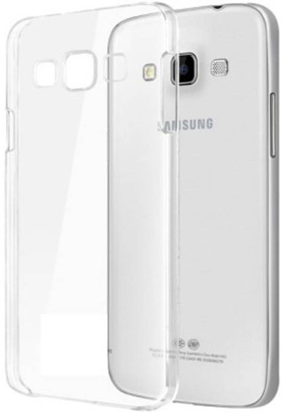 Groovy Back Cover for Samsung Galaxy J2 Dual Transparent