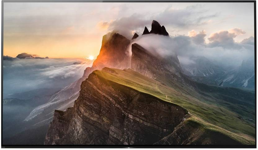 Sony Android 163.9cm (65 inch) Ultra HD (4K) OLED Smart TV(KD-65A1)