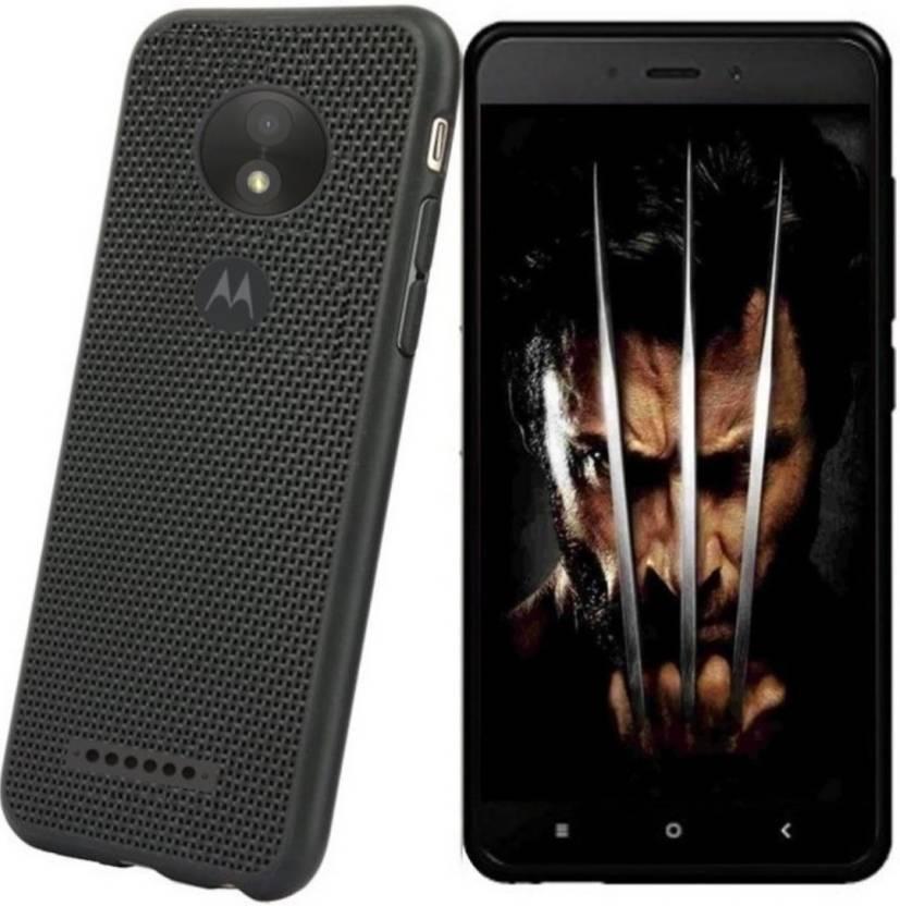 detailing 0e317 54b2d iPaky Back Cover for Motorola Moto C Plus