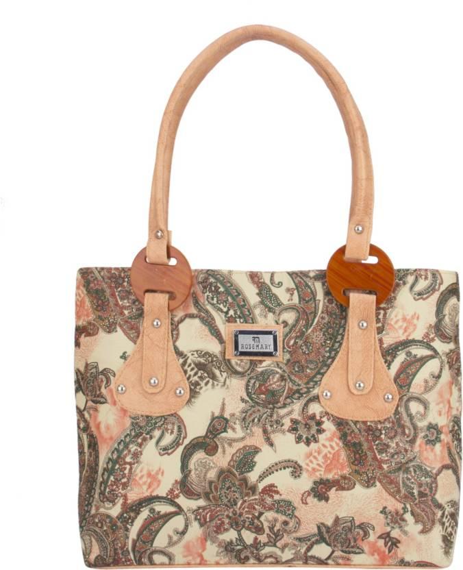 60f6a45961 Buy Rosebery Hand-held Bag Multicolor Online   Best Price in India ...