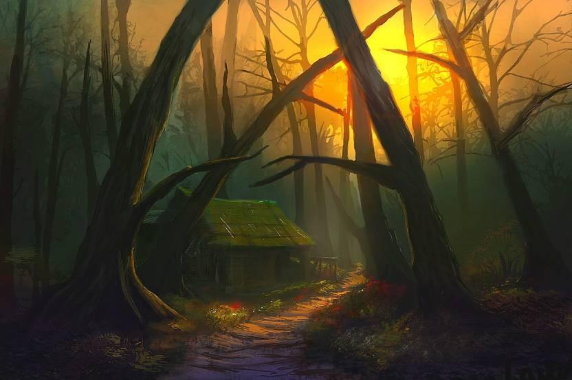 https://rukminim1.flixcart.com/image/832/832/j5zmw7k0/poster/g/u/d/large-azaz381-night-nature-poster-original-imaebf8aarzhjagc.jpeg?q=70