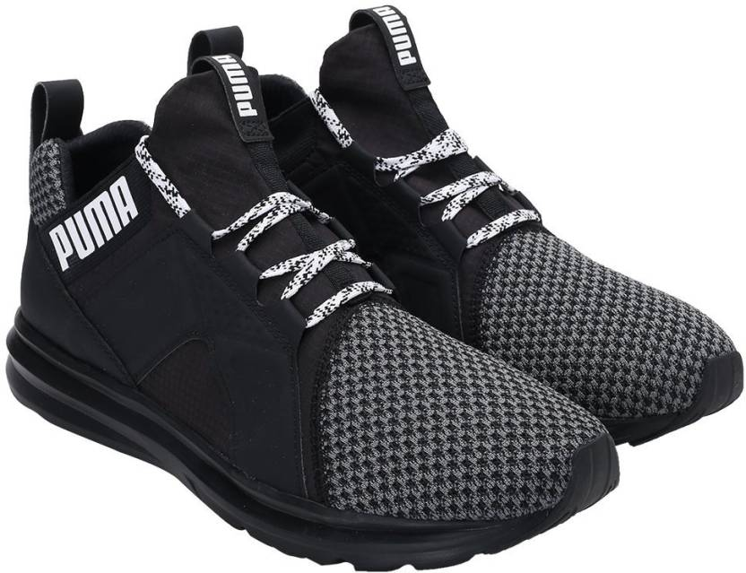 e6d14107998d09 Puma Enzo Terrain Walking Shoes For Men - Buy Asphalt-Puma Black ...