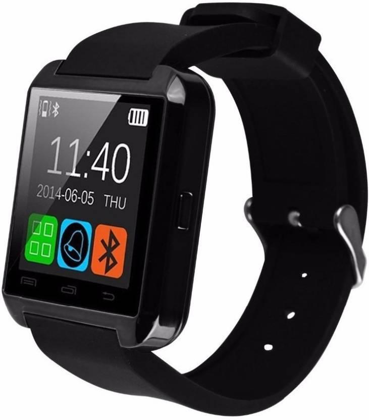 Jiyanshi All Android Compatible Bluetooth Smartwatch(U8 B