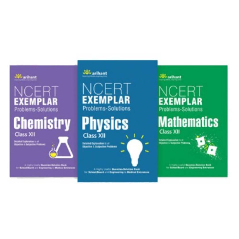 NCERT Exemplar Problems - Solutions Physics, Chemistry