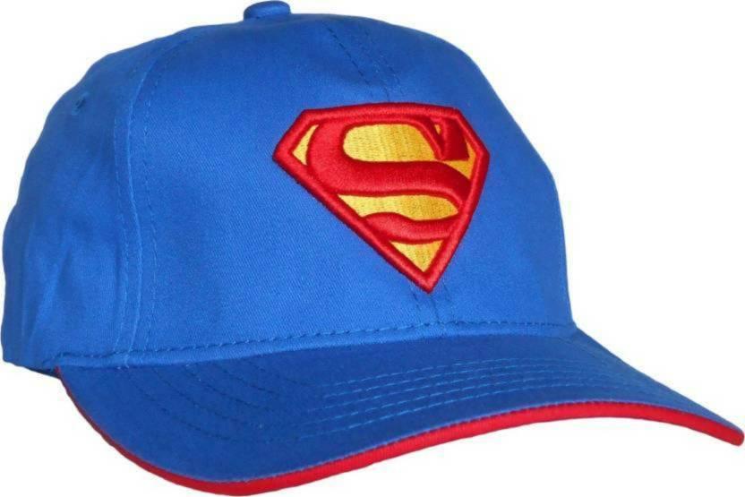 1ec32978f9601 FAS Embroidered Superman Baseball cap