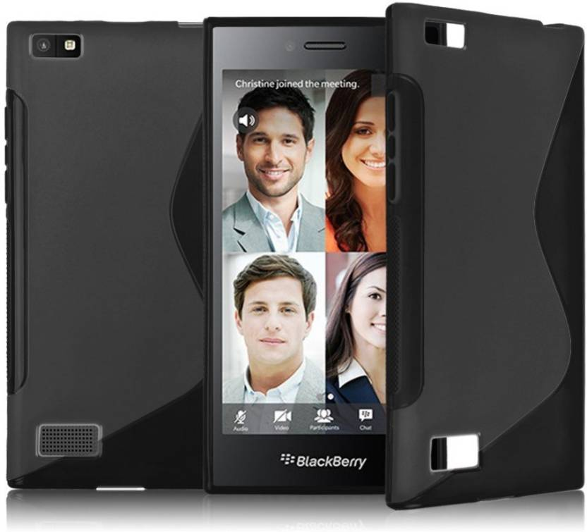 Flipkart SmartBuy Back Cover for BlackBerry Z20 - Flipkart