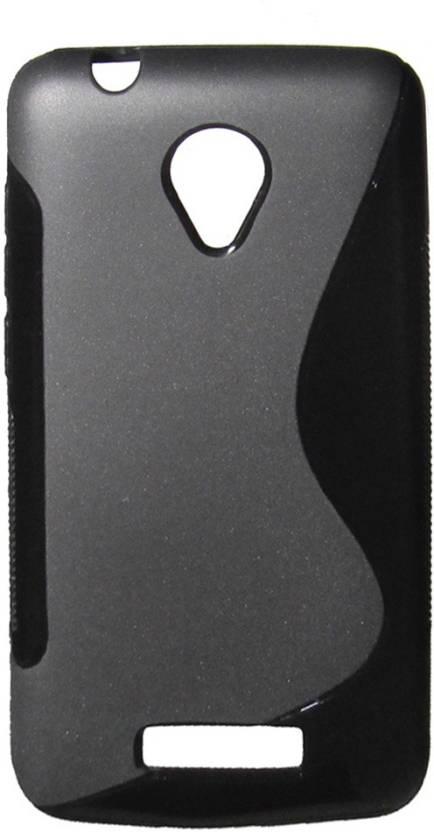 buy online 16827 834b8 S Case Back Cover for Micromax Bolt Q333 - S Case : Flipkart.com