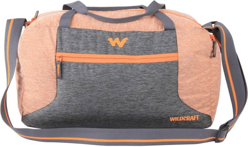 c7301a046b Wildcraft Nomad Travel Duffel Bag Orng Ml - Price in India ...