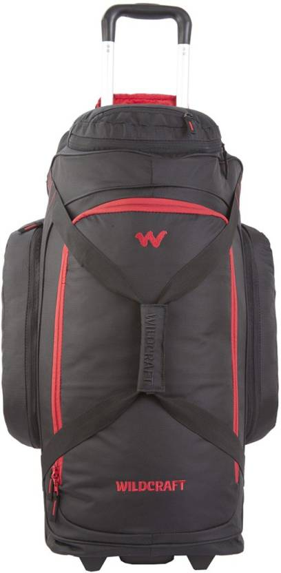 b7936351de Wildcraft Voyager Duffle 26 Travel Duffel Bag Anthracite - Price in ...