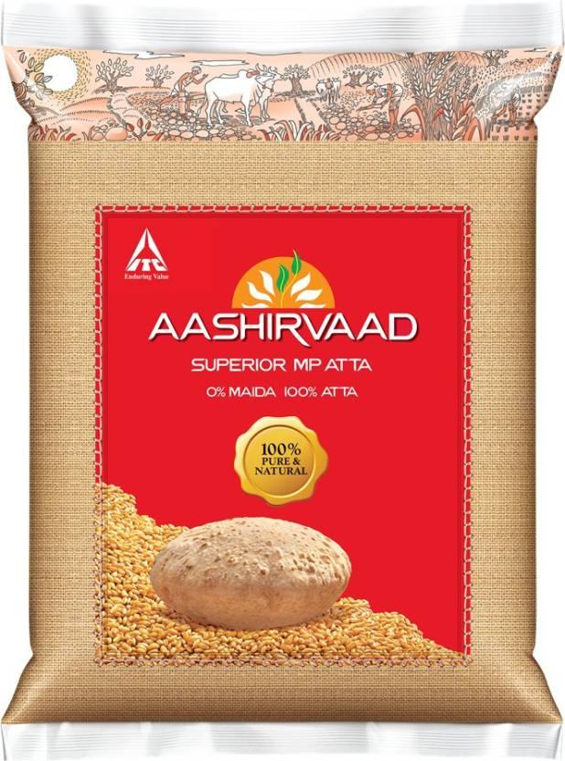 Aashirvaad Superior MP Atta  (10 kg)