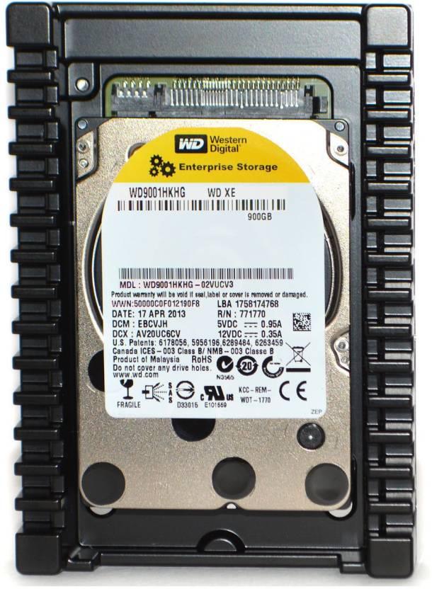 Western Digital Xe 900 GB Servers Internal Hard Disk Drive (WD9001HKHG)