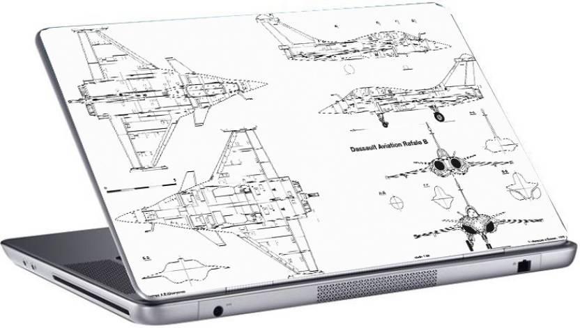 Fantastic Gallery 83 Rafale Fighter Jet Wallpaper Laptop Sticker 15 6 Inch Wiring Digital Resources Funapmognl