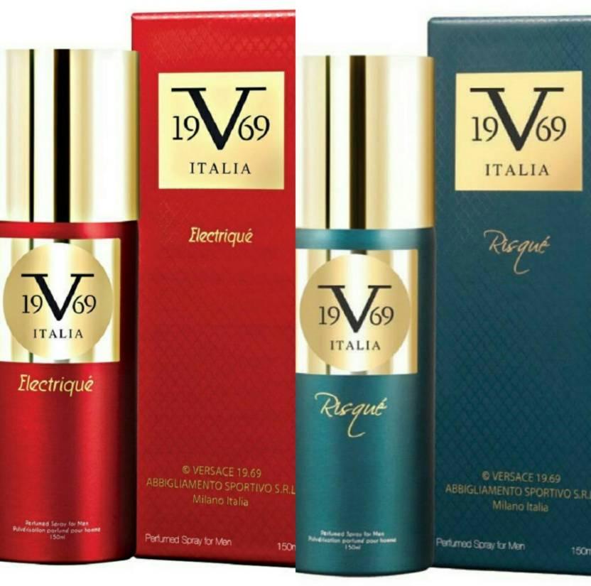 9d75ee2618221 versace v 19.69 Versace 19.69 Abbigliamento Sportivo Srl Milano Italia V  19.69 Italia Combo Set (set of 2)