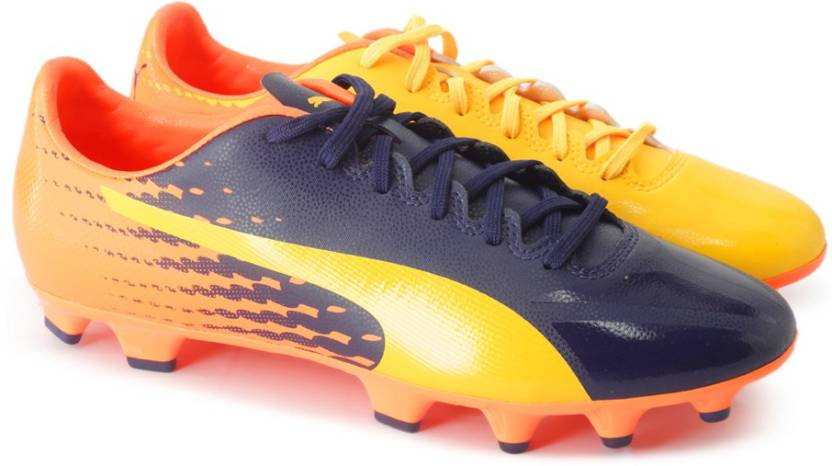 Puma For 2 17 Men Evospeed Fg Shoes Football Ygv7Ibyf6