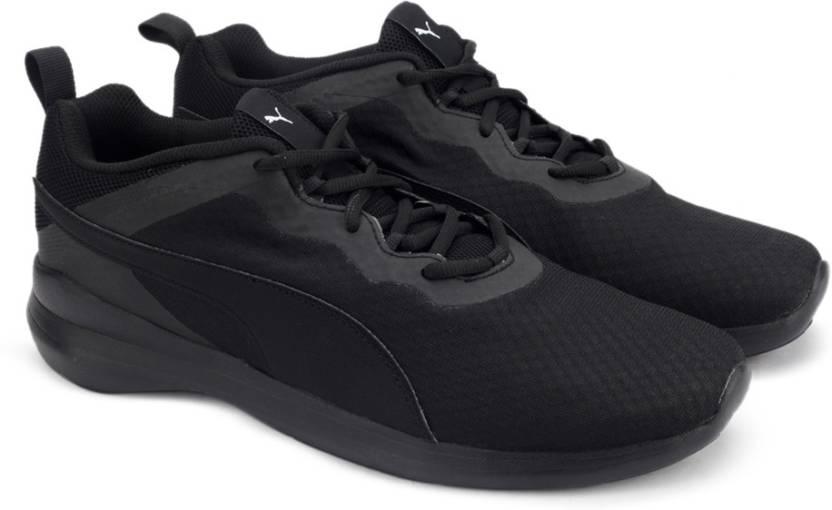 Puma Pacer Evo Running Shoes For Men - Buy Puma Black-Puma White ... 33851983c