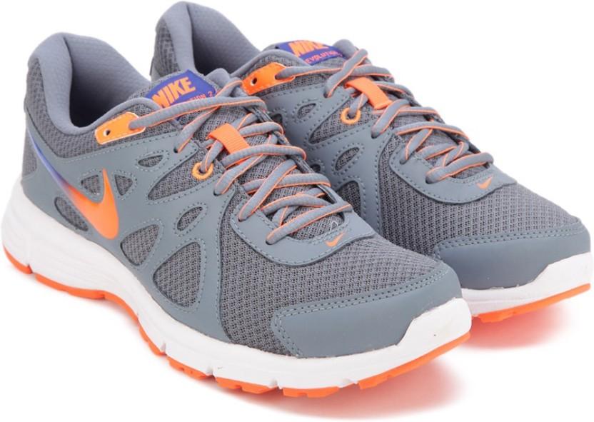6799df3dd5c95 Nike REVOLUTION 2 MSL Running Shoes For Men - Buy BL GRPHT   TTL ORNG - LYN  BL - WHITE Color Nike REVOLUTION 2 MSL Running Shoes For Men Online at Best  ...