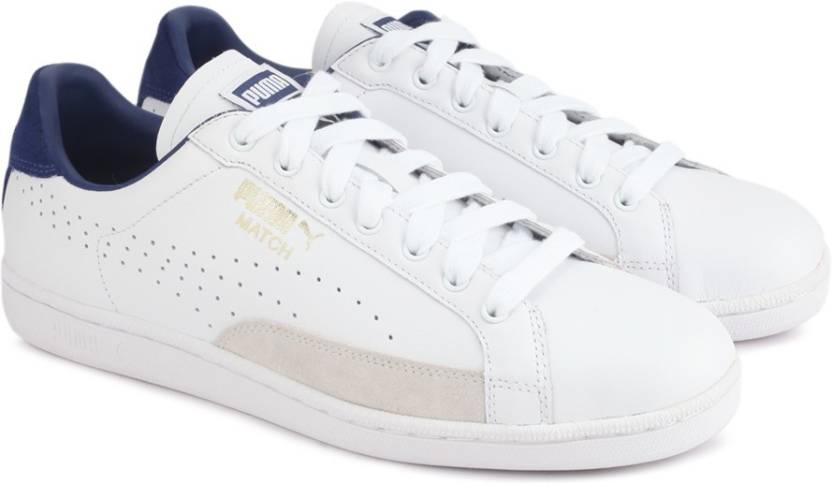 5c74d4344889 Puma Match 74 UPC Sneakers For Men - Buy Puma White-Blue Depths ...