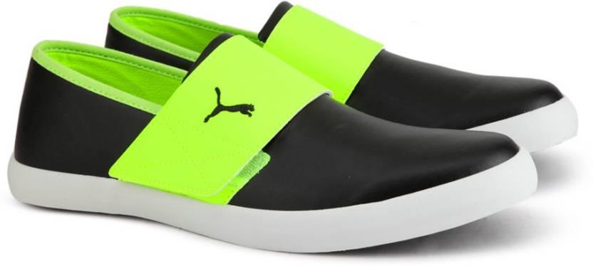 0916906bd38 Puma El Rey Milano II DP Sneakers For Men - Buy Safety Yellow-Puma ...
