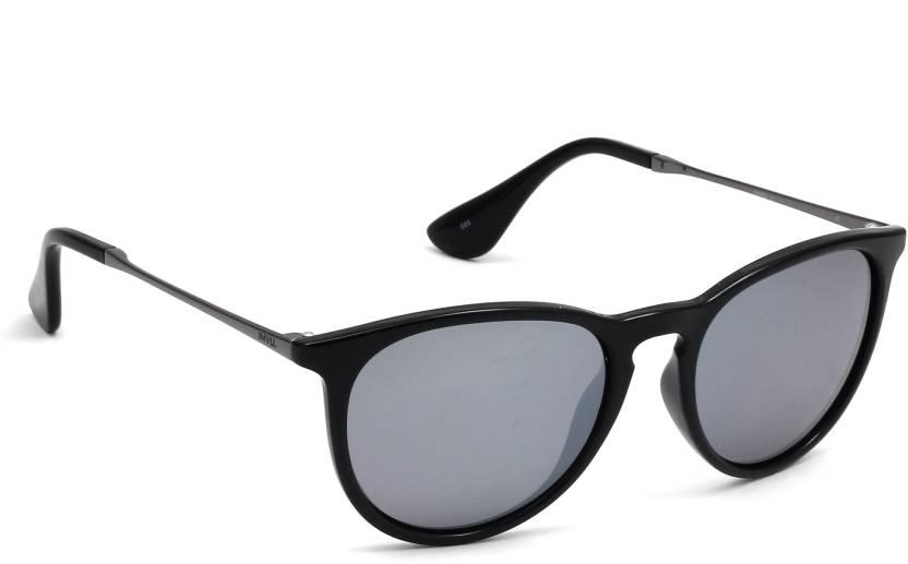 851d783941f13 Buy INVU Round Sunglasses Grey For Men   Women Online   Best Prices ...