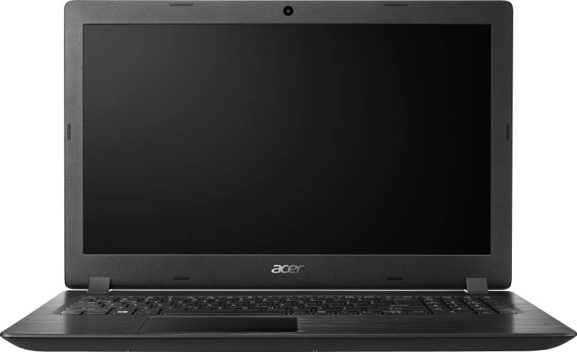Acer Aspire 3 Core i3 6th Gen - (4 GB/500 GB HDD/Linux) A315-51 Notebook  (15.6 inch, Black, 2.1 kg)
