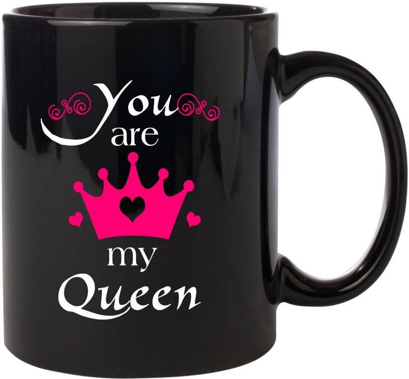 Noozarts Im Your King And You Are My Queen Quotes Lovers Gift