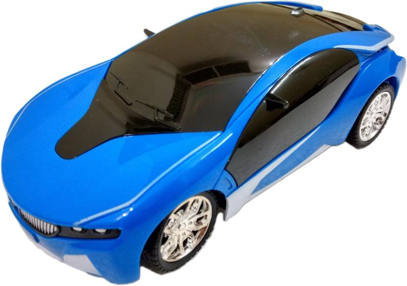 Humaira Famous Car Remote Control Car with 3D Light Toy