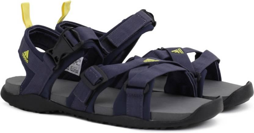00345c6cd03a ADIDAS Men TRABLU SHOYEL VISGRE Sports Sandals - Buy TRABLU SHOYEL VISGRE  Color ADIDAS Men TRABLU SHOYEL VISGRE Sports Sandals Online at Best Price -  Shop ...