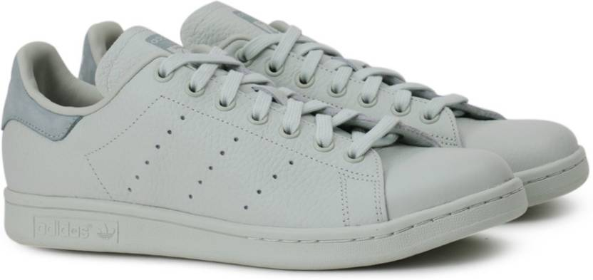 new style 6e303 6471f ADIDAS ORIGINALS STAN SMITH Sneakers For Men (Green)