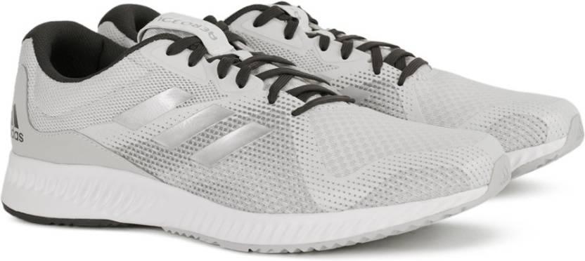 adidas aerobounce racer m per gli uomini comprano scarpe da corsa greone / silvmt