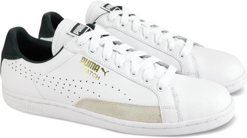 76f2b8786328 Puma Match 74 UPC Sneakers For Men - Buy Puma White-Green Gables ...