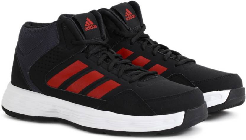 3d50fb97c4a ADIDAS ADI RIB W Basketball Shoes For Men - Buy CBLACK DKGREY SCARLE ...