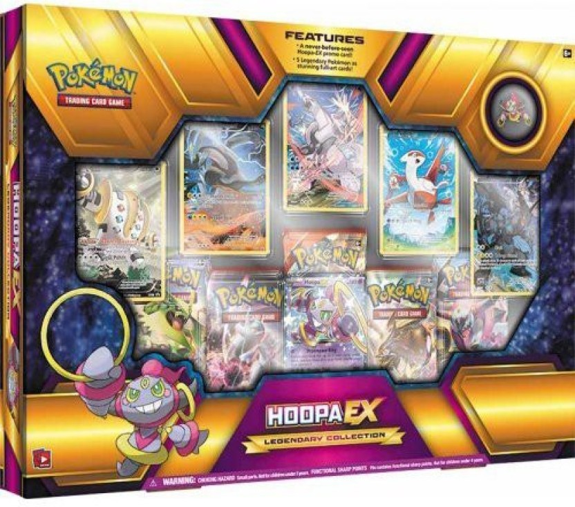 Pokemon TCG Pikachu EX Legendary Premium Collection Box NEW-SEALED Free Shipping