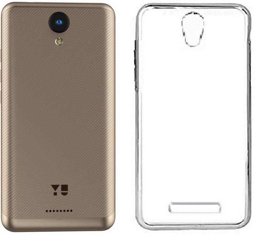best service 825be 9c2e5 Karirap Back Cover for Yu Yunique 2