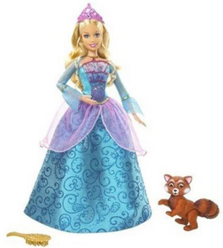 Mattel Barbie As The Island Princess Princess Rosella Doll Barbie