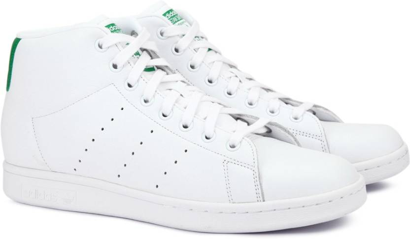 ADIDAS ORIGINALS STAN SMITH MID Sneakers For Men - Buy FTWWHT FTWWHT ... 8f899349d