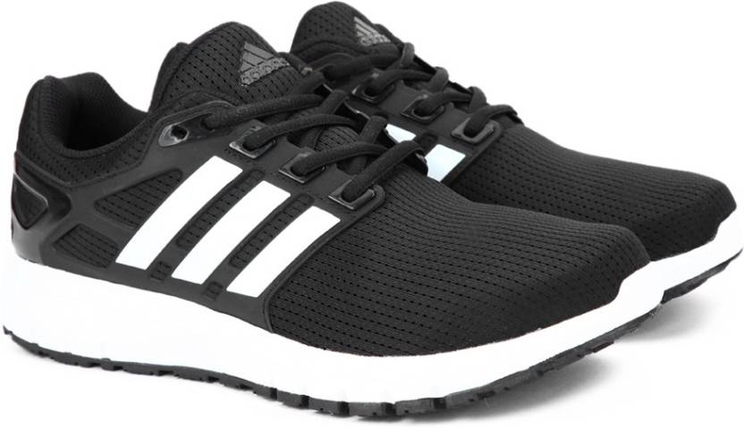 detailed look 40c7a ef935 ADIDAS ENERGY CLOUD WTC M Running Shoes For Men (Black)