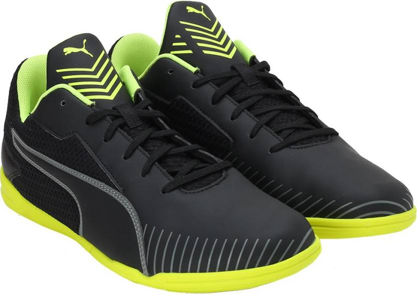 e725cc0c3f6 Puma Gavetto II Badminton Shoes For Men - Buy Fiery Coral-Blue ...