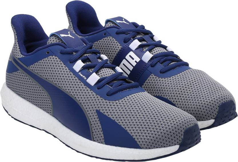 8279adb512e Puma Mega NRGY Turbo Running Shoes For Men - Buy Blue Depths-Puma ...