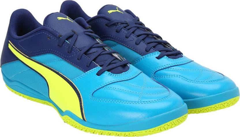 0ef9eb33128c32 Puma Gavetto II Badminton Shoes For Men - Buy Atomic Blue-Blue ...