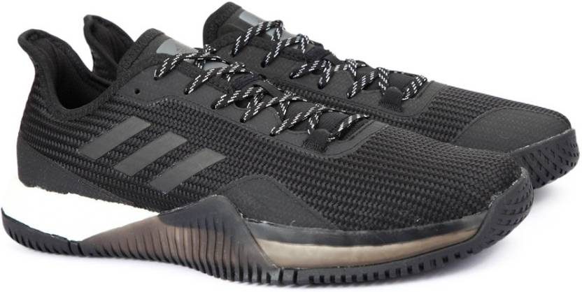 official photos 8f53c 23b78 ADIDAS CRAZYTRAIN ELITE M Training Shoes For Men (Black)