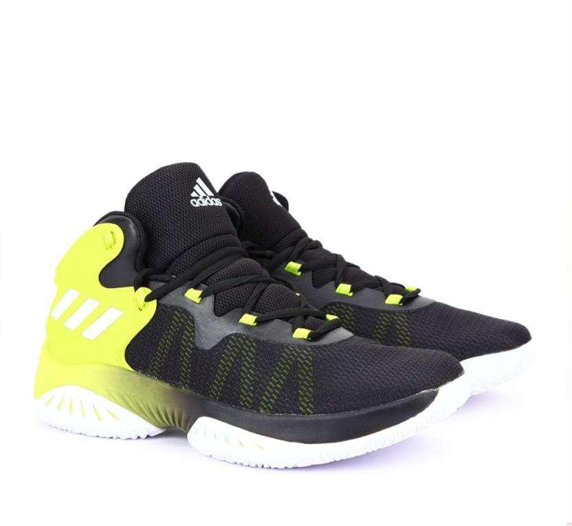 separation shoes cd41e 4d5b7 ADIDAS EXPLOSIVE BOUNCE Basketball Shoes For Men (Multicolor)