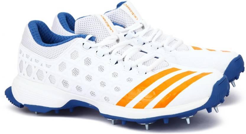adidas sl22 cricket scarpe per gli uomini comprano ftwwht / borang / colore blu