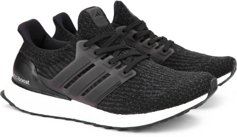 7168bbf78ad ADIDAS ULTRABOOST Running Shoes For Men - Buy CBLACK CBLACK DKGREY ...