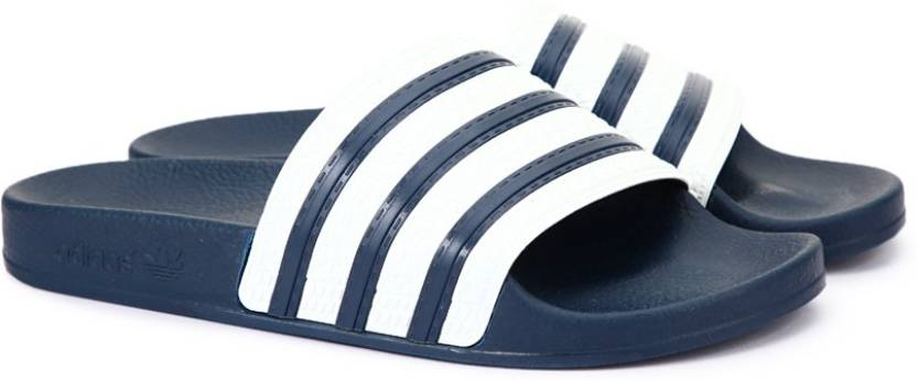 8669a4f42e5c7 ADIDAS ORIGINALS ADILETTE Slippers - Buy ADIBLU WHT ADIBLU Color ...