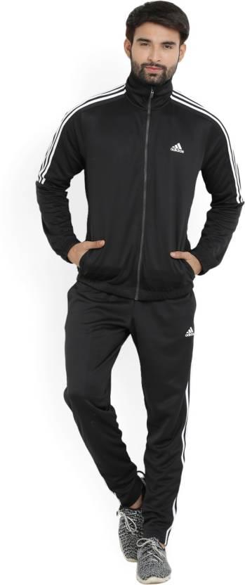 ae6da8790c ADIDAS Solid Men's Track Suit