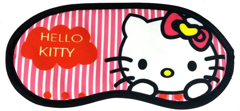5a77477dc84 FRIENDSKART Hello Kitty Eye Mask - Price in India