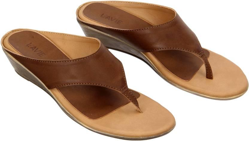 1259dd103348 Lavie Women Brown Flats - Buy Brown Color Lavie Women Brown Flats Online at  Best Price - Shop Online for Footwears in India